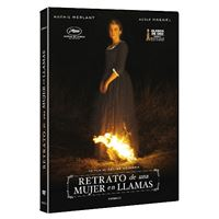 Retrato de una mujer en llamas - DVD
