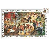 Puzzle Equitación (200 Piezas)