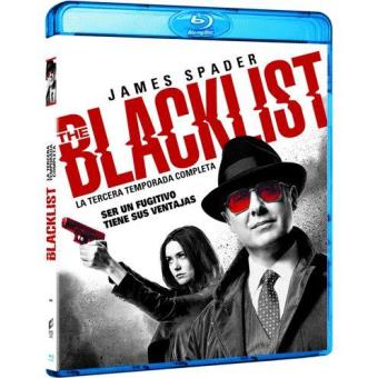 The Blacklist - Blu-Ray, Temporada 3