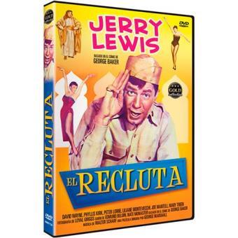 El recluta - DVD