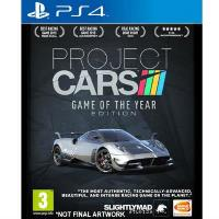 Project Cars Edición Game of the Year PS4