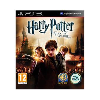 Harry Potter Las Reliquias De La Muerte Parte 2 Ps3 Para Los