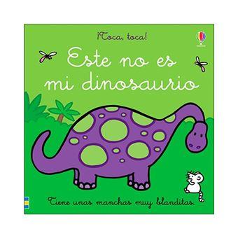 Este no es mi dinosaurio