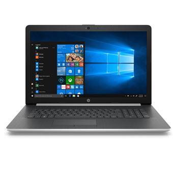 Portátil HP Notebook 17-by0004ns 17,3'' Plata