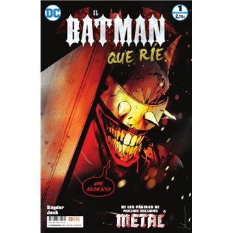 El Batman que ríe núm. 01 (de 7)