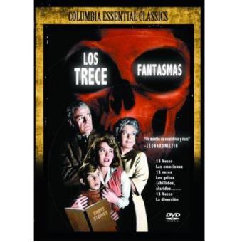 Los 13 fantasmas - DVD