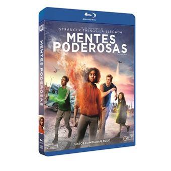 Mentes poderosas - Blu-Ray