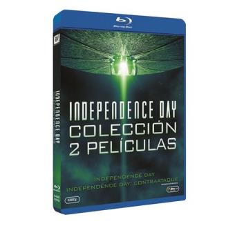 Pack Independence Day - Independence Day + Independence Day: Contraataque - Blu-Ray