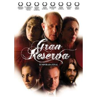 Gran Reserva - Temporada 3 - DVD