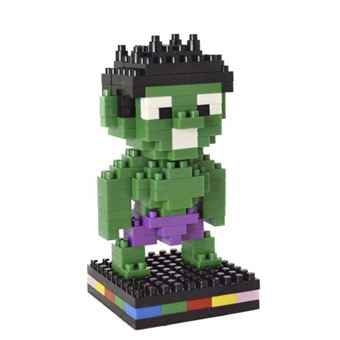 Puzzle 3D Pixo Marvel Los Vengadores - Hulk