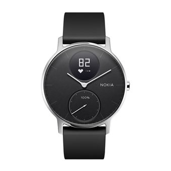 Smartwatch Withings Steel HR 36 mm Negro