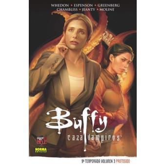 Buffy cazavampiros. 9 Temporada 3 Protegido