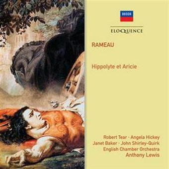 Rameau: Hippolyte Et..
