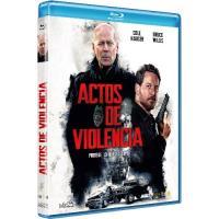 Actos de violencia- Blu-Ray