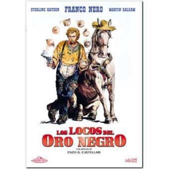 Los locos del oro negro - DVD