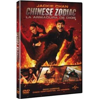 Chinese Zodiac: La Armadura de Dios - DVD