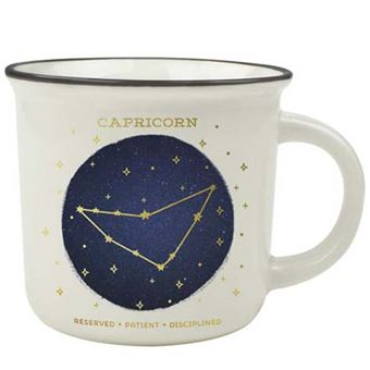 Taza Legami Count your Lucky - Capricorn