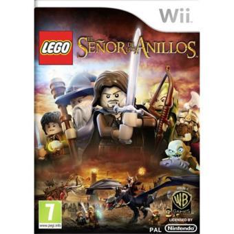 Lego El Senor De Los Anillos Wii Para Los Mejores Videojuegos Fnac