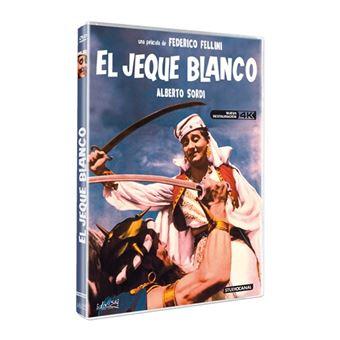 El jeque blanco - DVD