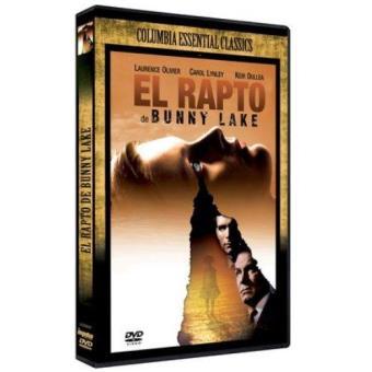 El rapto de Bunny Lake - DVD