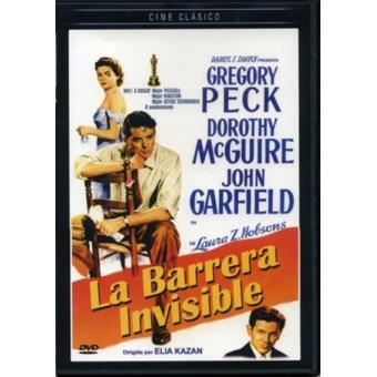 La barrera invisible - DVD