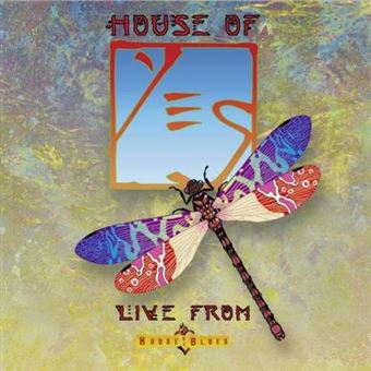 House Of Yes: Live From The House Of Blues - 3 Vinilos + 2 CD