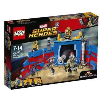 LEGO Marvel Super Heroes - Thor Vs Hulk: choque en la arena