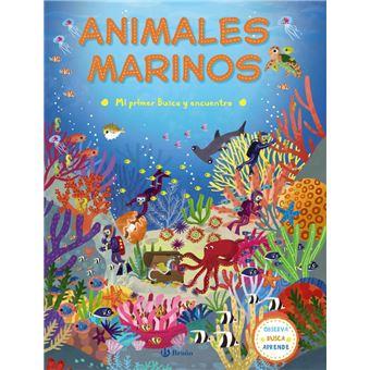 Mi Primer Busca y Encuentra: Animales marinos