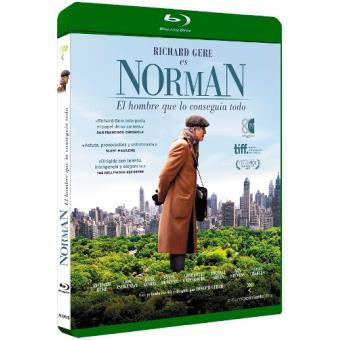 Norman, el hombre que lo conseguía todo - Blu-Ray