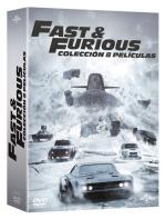 Pack Fast & Furious (1-8) - DVD