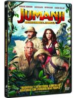 Jumanji: Bienvenidos a la jungla - DVD