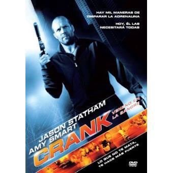 Crank: Veneno en la sangre - DVD