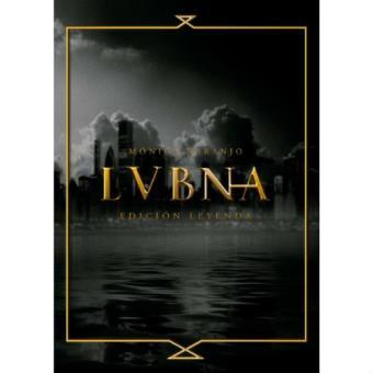 Lubna (Ed. Leyenda) (2 CD's + DVD + Libro)