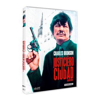 El justiciero de la ciudad - DVD