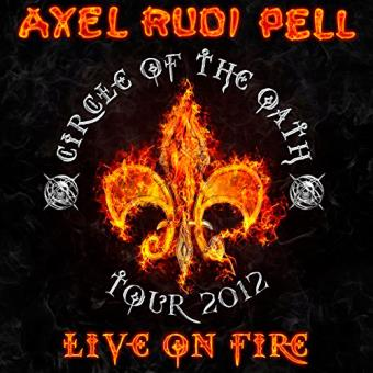 Live on Fire - 2 CD