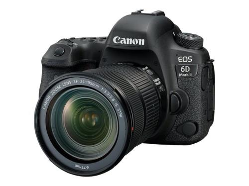 Canon EOS 6D Mark II Kit 24-105 mm