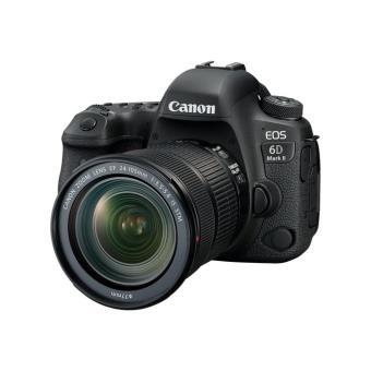 Cámara Réflex Canon EOS 6D Mark II + EF 24-105 mm IS STM