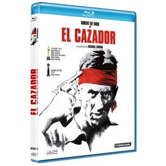 El cazador - Blu-Ray