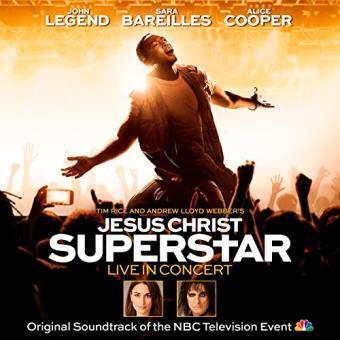 Jesus Christ Superstar B.S.O. - Live in Concert - 2 CD