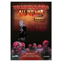The Walking Dead. All Out War. Booster Andrea