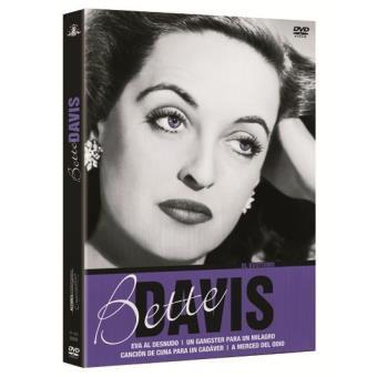 Pack Bette Davis - DVD