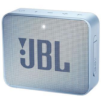Altavoz Bluetooth JBL GO 2 Cyan
