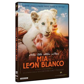 Mia y el león blanco - DVD