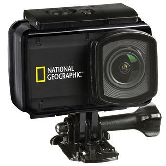 Videocámara Sport National Geographic 4K