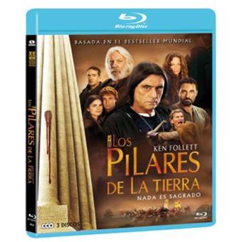 Los pilares de la Tierra  Miniserie - Blu-Ray