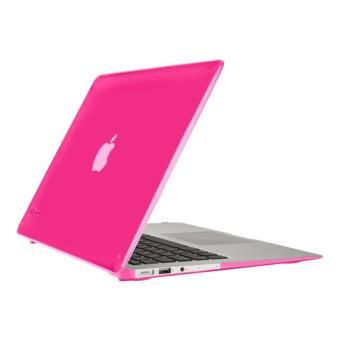 funda speck para apple macbook air 13 rosa funda de port til comprar en fnac. Black Bedroom Furniture Sets. Home Design Ideas