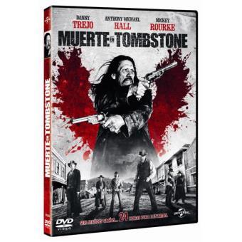 Muerte en Tombstone - DVD