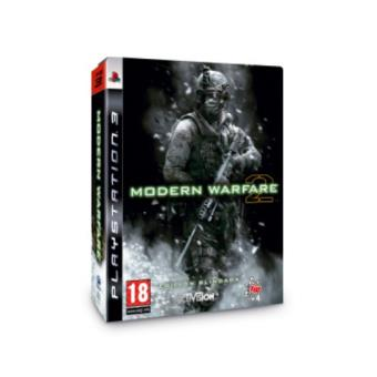 Call Of Duty Modern Warfare 2 Edición Blindada PS3