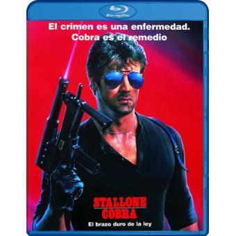 Cobra, el brazo duro de la ley - Blu-Ray
