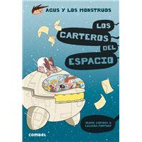 Agus y los Monstruos: Los carteros del espacio